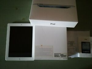 APPLE IPAD Wi-Fi 4G 16GB White