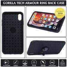 Gorilla Tech Armour Ring Back Case for Apple iPhone Samsung Galaxy Xiaomi Huawei