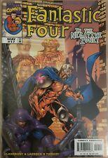Fantastic Four #17 Heroes Return Marvel Comics