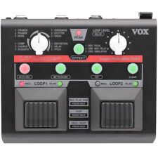Vox LIL' LOOPER MULTI-EFFECT Guitar - Bass - Vocals - Looper - Pedal