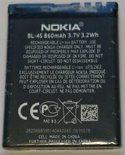 Batería original Bl-4s per Nokia 2680 3600 3710 7020 7100 7610 860mah