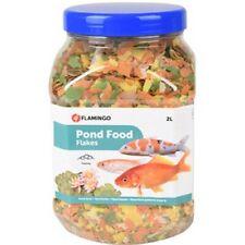 Food For Koi and Pond Fish Silver Snowflake 67.6oz