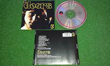 THE DOORS **Los Discos De Tu Vida** RARE & SCARCE 2004 Spain CD JIM MORRISON****