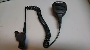 Motorola Speaker Mic #PMMN4051A for XTS and other radios
