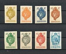 LHAA 023  Liechtenstein 1920  MLH VF