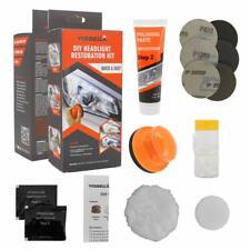 DIY Vehicle Headlight Restoration Kit, Headlight Restore Cleaner With U Manuel