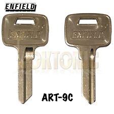 ENFIELD 9 C véritable Clé blanks pour s/'adapter à toute Enfield 35mm-40mm Laiton Cadenas