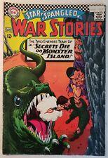 Star Spangled War Stories #130 - VG