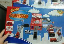 Mega parcheggio car automobiline Kit gioco di qualità giocattolo toy a35