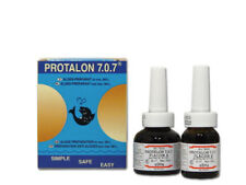 8 x eSHa Protalon 7.0.7 20 ml + 10 ml gegen Algen Anti Algen Aquarium