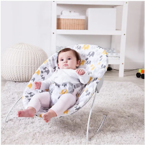 Baby Bouncing Chair Infant Rest & Play Bouncer Support Seat  Elephant Boy & Girl