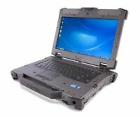 Dell XFR E6420 Rugged Military Laptop 2.5Ghz i5 4GB RAM NO HDD NO ACC ADAPTER