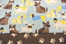 Shepherd Lab Boston Doxie Bassett Dog Pet Blanket Double Sided Can Personalize