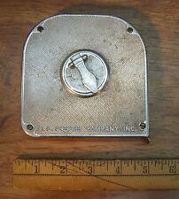 Old Used Tools,Vintage H.K. Porter Inc.  100 ft. Steel Tape,Rust Stains On Tape