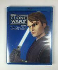 Star Wars: The Clone Wars - The Complete Season 3 Three [Blu-ray]
