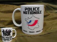 MUG - POLICE nous visitons a domicile - HUMOUR raid GIPN café bureau priorité