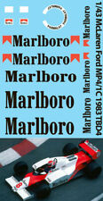 1/43 McLaren Ford MP4/1C 1983 Decals TB Decal TBD4