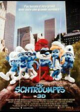 affiche du film SCHTROUMPFS (LES) 40x60 cm