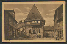 Goslar  Gildehaus