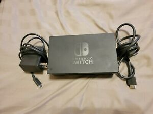 Nintendo HAC007 Switch Dock Set - Black