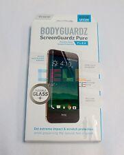 New BodyGuardz Screen Guard Flexible Glass For HTC One M9 Screen Protector
