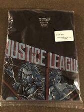 POP Justice League Shirt 2X DC Legion of Collectors Funko Exclusive New