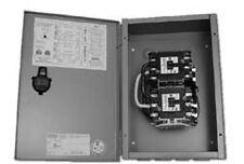 Esco LPT75CA Generator 75A 120/240V Contactor Automatic Transfer Switch