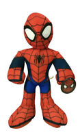 "Marvel Spiderman 14"" Plush Stuffed Doll Toy"