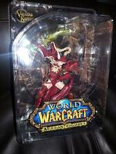 World Of Warcraft Valeera Sanguinar Blood Elf Rogue Figure WOW AUTHENTIC ! NEW