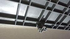 Ada replaceable tile Gray 2x4 One box 6 pc x 8 sqf 48sf