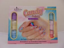 EzFlow Design Colored Acrylic Kit - Candy Floss Collection - 60212
