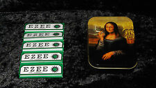 2oz TOBACOO TIN, STASH BOX, SMOKING SET, HIGH LISA TYPE 2, DOUBLE PRINT