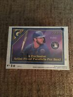 2020 Topps Gallery Baseball Blaster Box Exclusive Artist Proof Parallels!ROOKIES
