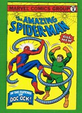1981 Marvel Bubble Funnies - The Amazing Spider-Man #1 - In The Clutches of Doc