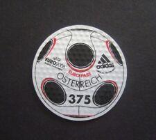 """Austria - """"ADIDAS ~ UEFA EURO 2008"""" SPECIAL / Football material Stamp !"""