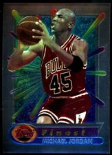 Michael Jordan 1994-95 Topps Finest #331 - 2nd Year Finest Card Nm-Mt Condition