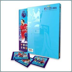Panini's Premier League 2021 Stickers - Panini Hard Cover Album
