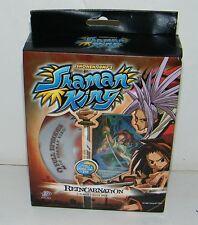 Shonen Jump's SHAMAN KING Reincarnation 2 Player Starter Deck NEW SEALED
