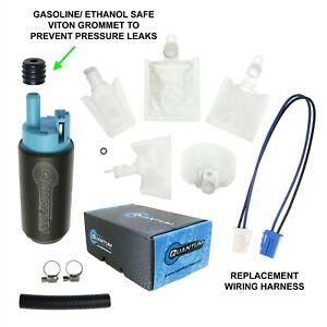 Quantum Fuel Pump for Suzuki GSXR600 GSXR 2001-07 Replaces 15100-06G00 01H00-E00