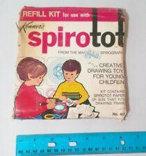Vintage 1968 SPIROTOT Refill Kit by KENNER  # 412