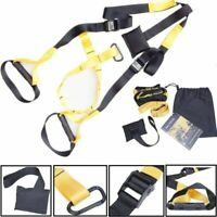 Suspension Resistance Straps Fitness Workout Equipment Training Straps Weight US