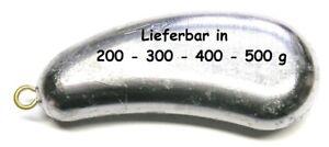 Nierenblei Schleppblei Norwegenblei Grundblei Welsblei 200 300 400 500 g