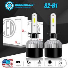 2x H1 Led Headlight Bulb Kit for Nissan Altima Maxima Low Beam Lamp 6000K White
