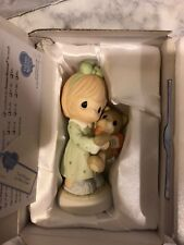 """Precious Moments """"Love Wrapped Up With A Bow 790007"""