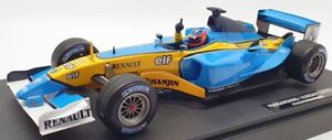 Hot Wheels 1/18 Scale 0880 - Renault F1 Fernando Alonso Budapest Hungry 2003
