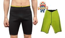 "Slimming Sauna Shorts Sweat Unisex Waist 48"" Weight Loss Reduce Body Gym Xl Slim"