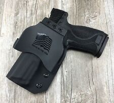 "Owb PADDLE Holster Smith & Wesson M&P 9 / 40  M2.0 4.25"" Kydex Retention swift d"