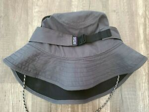 Patagonia bucket hat adjustable, vented, sz S SMALL