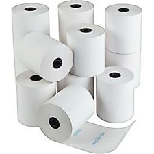 "3 1/8"" x 230' Case of  50 Thermal Receipt Paper Rolls for any Pos printer"