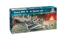 Italeri 1 3 5 Vosper Mtb74 ST Nazaire RAID